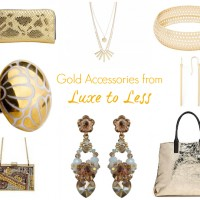 Style and Shenanigans Gold Accessories - Slider Image