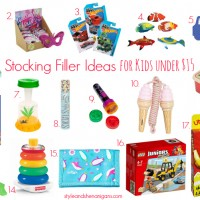Stocking Filler Ideas for Kids (Christmas 2014)