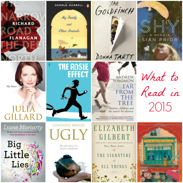 What to Read in 2015 IG