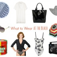 What to Wear at the Beach + Aquacove Giveaway