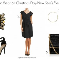 What to Wear on Christmas Day:NYE Glam