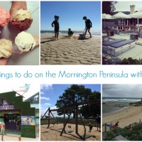 What to do on the Mornington Peninsula with Kids