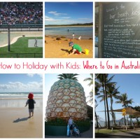 Holiday With Kids - Australia Slider