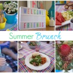 Style and Shenanigans Summer Brunch