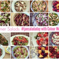 Summer Salads: #Jansaladaday