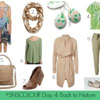 #SNSCOLOUR Back to Nature - Slider