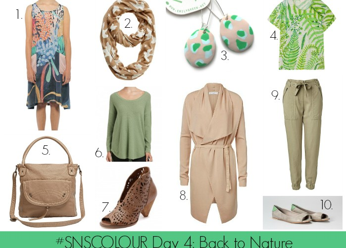 #SNSCOLOUR 2015 Day 4: Back to Nature