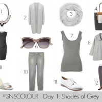 #SNSCOLOUR Day 1 Shades of Grey Slider