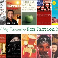 The Top 10: My Favourite Books (Non fiction)