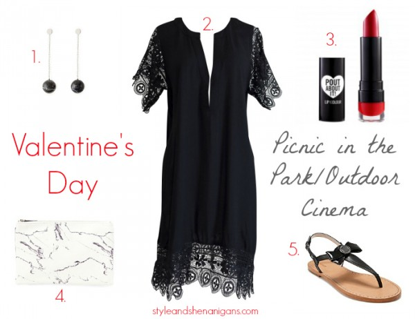What to Wear on Valentine's Day - Picnic in the Park:Outdoor Cinema