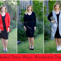 Styled Three Ways: Woolerina Merino Dress