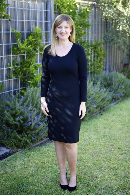 Woolerina dress #1a