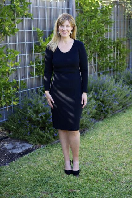 Woolerina dress #1c