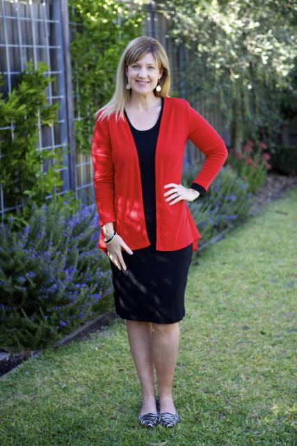 Woolerina dress #2b