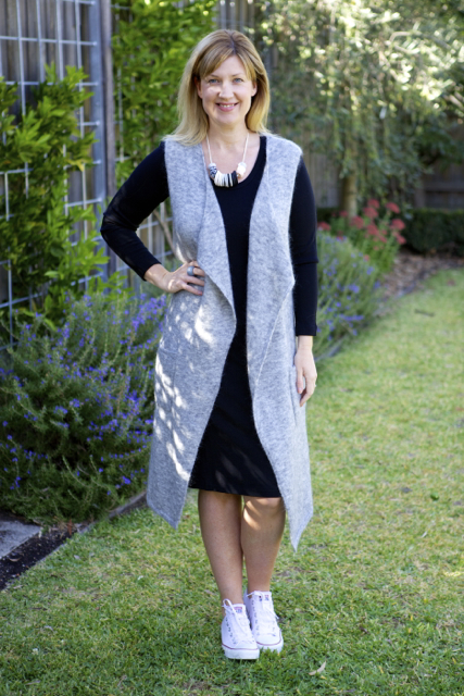 Woolerina dress #3a