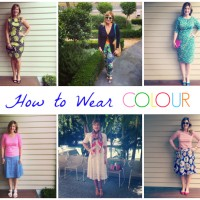 HOW TO WEAR COLOUR SLIDER
