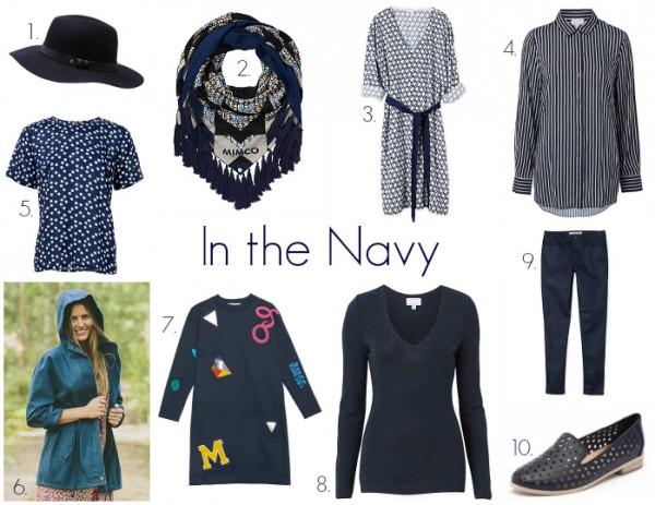 In the Navy Slider