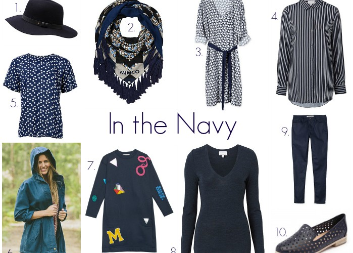 SnS Colour of the Week: Navy