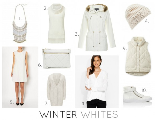 SnS Colour of the Week-Winter White slider