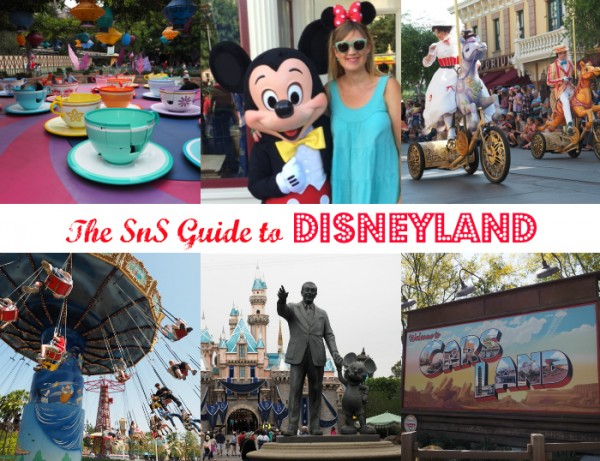 The SnS Guide to Disneyland