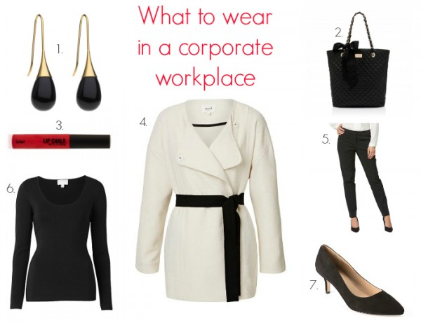 What to Wear in a Corporate Workplace