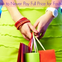 How to Never Pay Full Price for Fashion Slider