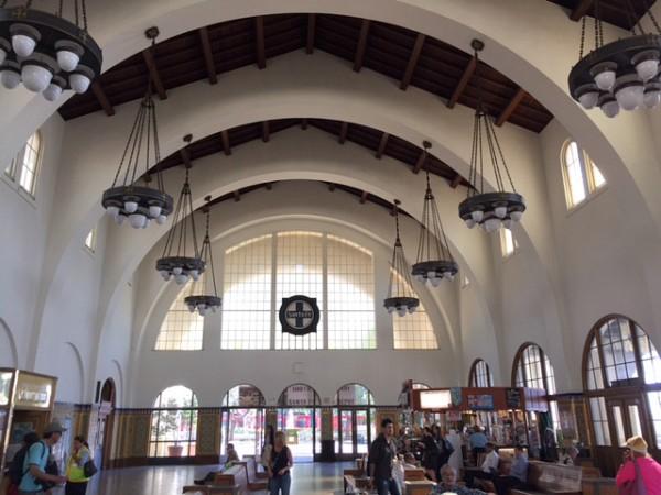 San Diego Train