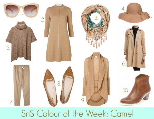 SnS Colour of the Week - Camel #2
