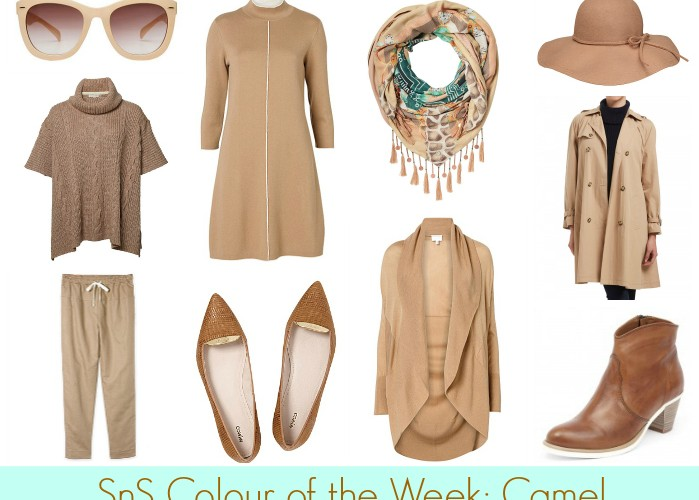 SnS Colour of the Week: Camel