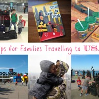 Tips for Families Travelling to the US