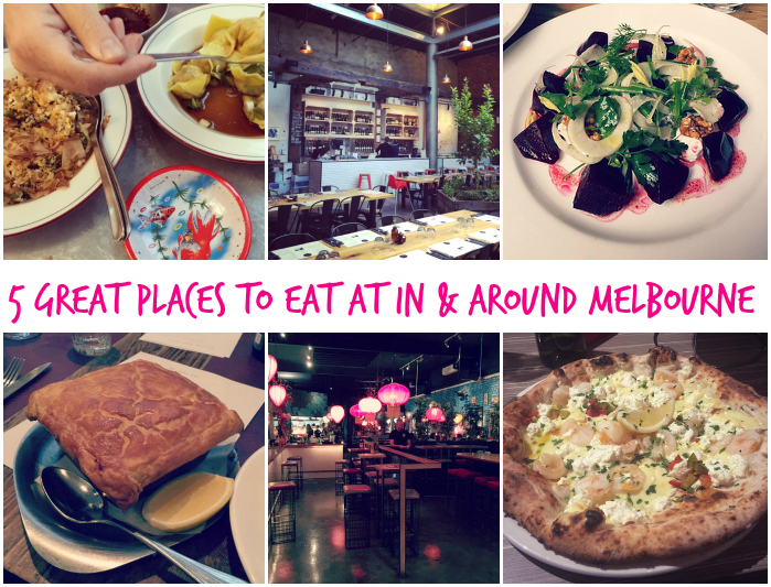 5 great places to eat in and around melbourne style. Black Bedroom Furniture Sets. Home Design Ideas