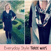 Everyday Style meets Styled Three Ways