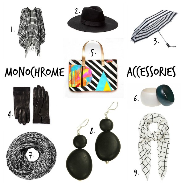 Monochrome Accessories 600 x 600