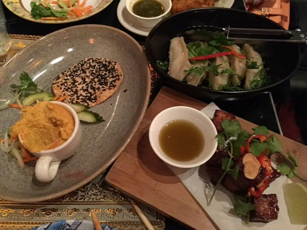 Small Plates at Rice Queen