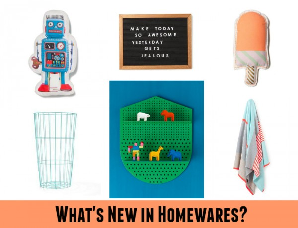 What's new in Homewares Slider