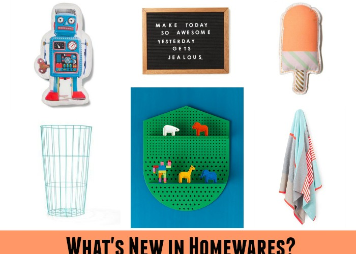 What's New in Homewares – June 2015