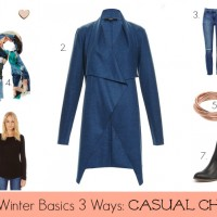 3 Winter Basics 3 Ways