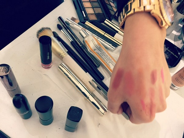 Lipstick Selection