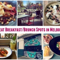 Five Great Breakfast/Brunch Spots in Melbourne