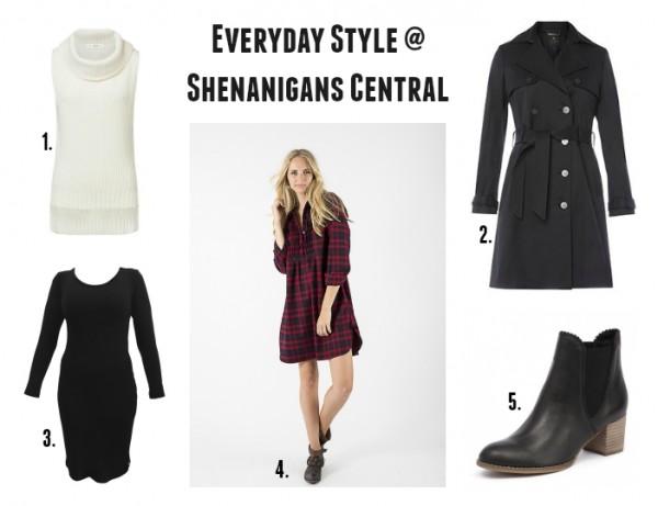 Everyday Style @ Shenanigans Central Slider