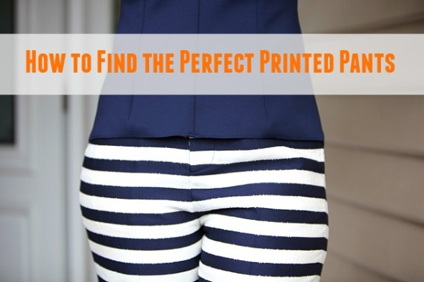 How to Find the Perfect Printed Pants slider