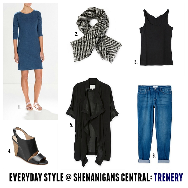 SHOP MY STYLE - TRENERY