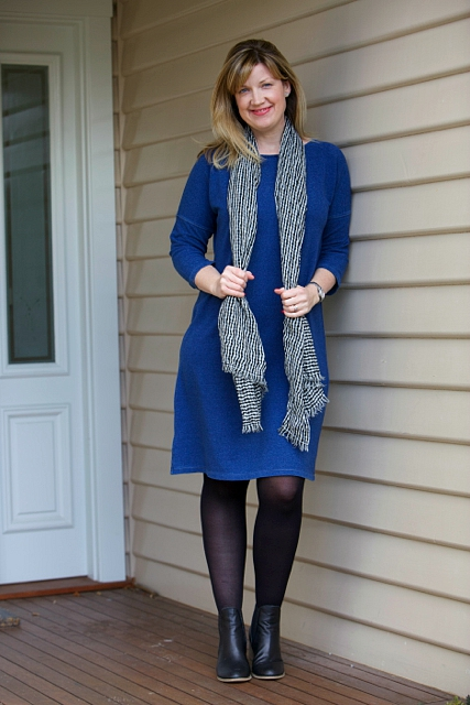SnS Trenery Outfit 2 - Porch