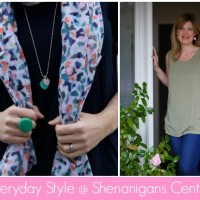 Everyday Style at Shenanigans Central - Sussan Slider