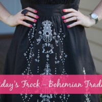 Friday's Frock 2015 – Bohemian Traders