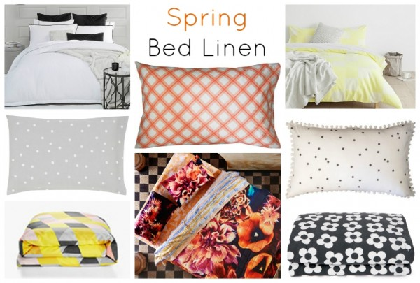 Spring Bed Linen - Bold, Monochrome & Geometric Prints