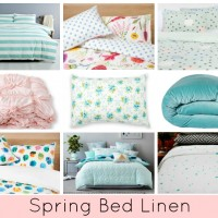 Spring Bed Linen