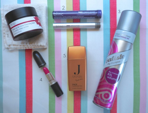 Beauty Faves for Spring 2015