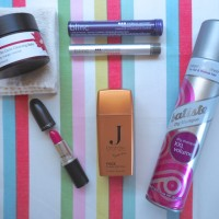 Beauty Favourites for Spring 2015