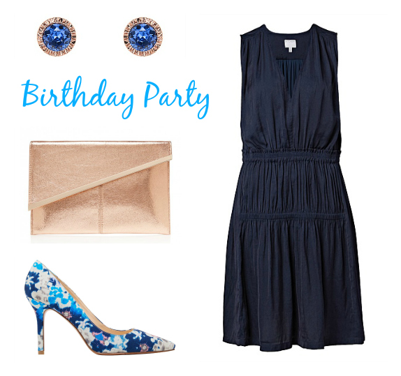 Styled Three Ways Birthday Party